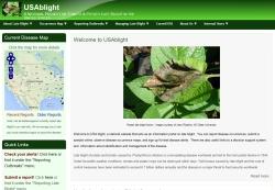 Figure 5: USAblight Website: http://usablight.org/